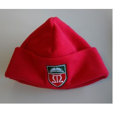 Moorfield Red Fleece Hat