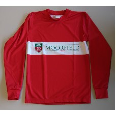 Moorfield Red Sports Top