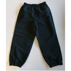 Moorfield Black Tracksuit Bottoms