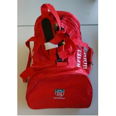 Moorfield Red Holdall