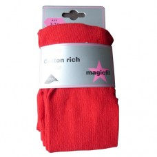 Moorfield Girl's Red Tights